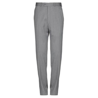 HARDY CROBB'S パンツ グレー 46 ウール 100% パンツ