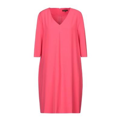 ANTONELLI ミニワンピース&ドレス フューシャ 42 ポリエステル 94% / ポリウレタン 6% ミニワンピース&ドレス