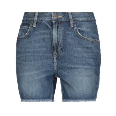 LEE デニムショートパンツ ブルー 27 コットン 100% デニムショートパンツ