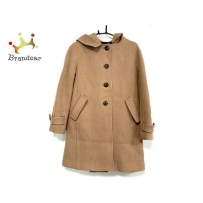 トゥモローランド TOMORROWLAND コート サイズ38 M レディース ベージュ 冬物/collection   スペシャル特価 20210107