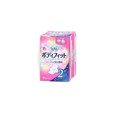ユニ・チャーム ソフィボディフィット 羽つき 22枚×2(44枚)×18点セット 医薬部外品(4903111383146)