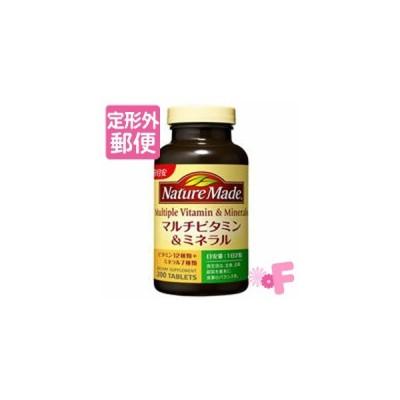 [定形外郵便]ネイチャーメイド マルチビタミン&ミネラルファミリーサイズ 200粒