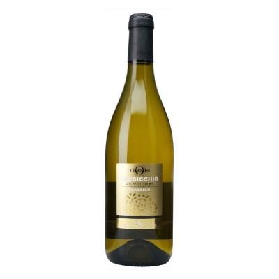 お歳暮 ギフト ワイン ヴェルディッキオ・デイ・カステッリ・ディ・イエージ クラッシコ / ヴェレノージ 白 750ml イタリア マルケ 白ワイン