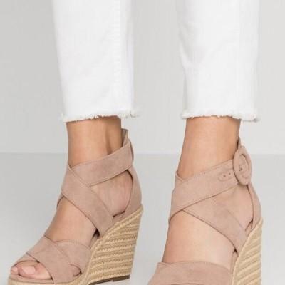 タマリス レディース サンダル High heeled sandals - old rose