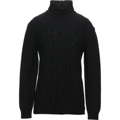 スティロソフィー インダストリー STILOSOPHY INDUSTRY メンズ ニット・セーター トップス turtleneck Black