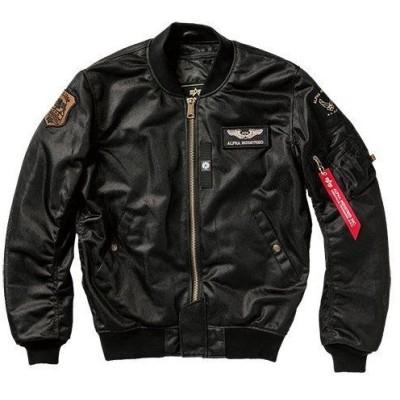 ALPHA アルファ L-2B メッシュM/Cジャケット  ブラック / Mサイズ ALVA1811SBKM (2445745)  送料無料