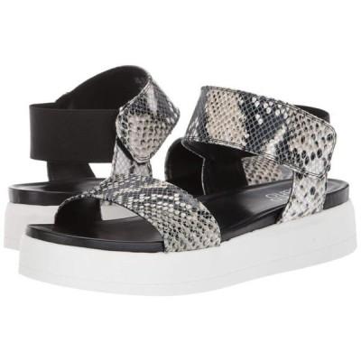 レディース 靴 サンダル Franco Sarto Womens Kana Leather Open Toe Casual Ankle Strap Sandals