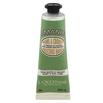 化粧品 COSME ロクシタン L OCCITANE ALMOND DELICIOUS HANDS アマンドシェイプ スムースハンドクリーム 30ml