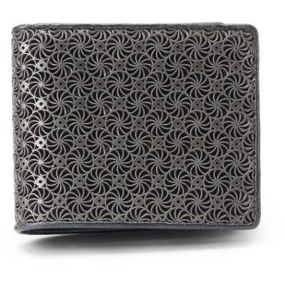 HIROKO HAYASHI/ヒロコハヤシ GIRASOLE(ジラソーレ) 二つ折り財布 ブラック(119) 00