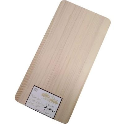 ウメザワ 木製まな板 あじわい 54 日本製 001542 ナチュラル