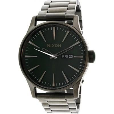 ニクソン 腕時計 メンズウォッチ Nixon Sentry SS A356-2458 Mens Wristwatch Design Highlight