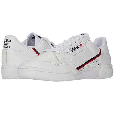 アディダス オリジナルス Continental 80 メンズ スニーカー 靴 シューズ Footwear White/Scarlet/Collegiate Navy