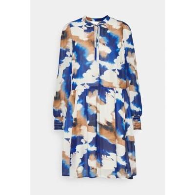 インウェア レディース ファッション JUDY CHARLEY - Day dress - wild sky