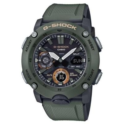 カシオ 腕時計 メンズ CASIO G-SHOCK GA-2000-3AJF G-ショック