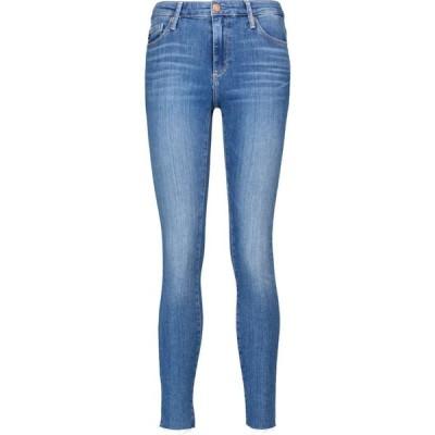 エージージーンズ AG Jeans レディース ジーンズ・デニム スキニー ボトムス・パンツ Farah Skinny Ankle high-rise jeans Precision