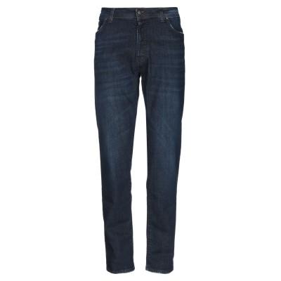 LIU •JO MAN ジーンズ ブルー 29 コットン 99% / ポリウレタン 1% ジーンズ