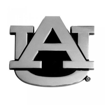 全国配送料無料!FANMATS NCAA オーバーン大学トラはクロム チーム エンブレム 海外正規流通品 並行輸入品