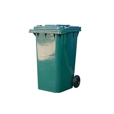 【DULTON】ダルトン Plastic trash can 240L (GREEN)