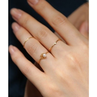 指輪 ゴールドバラリング