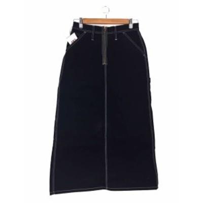 ユニバーサルオーバーオール UNIVERSAL OVERALL スカート サイズJPN:4 レディース 【中古】【ブランド古着バズストア】