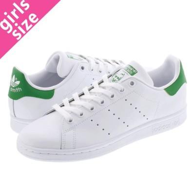 アディダス スタンスミス ウィメンズ スニーカー レディース adidas STAN SMITH W WHITE/GREEN