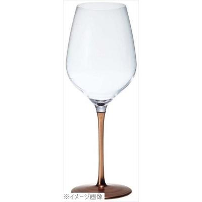 インアルト トレセンシ ワイングラス M 430ml アンティーク加工 ブロンズ (2個入り)