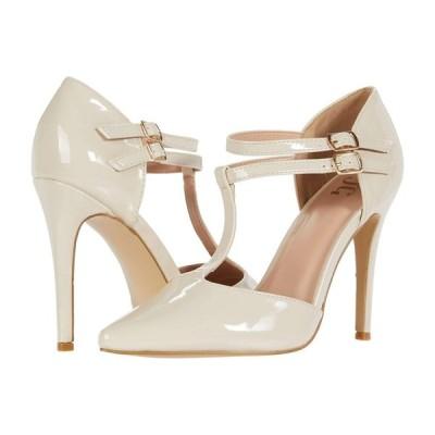 ジュルネ コレクション Journee Collection レディース パンプス シューズ・靴 Tru Off-White