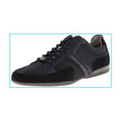【新品】Hugo Boss Men's Spacit Fashion Sneaker,Navy,8 M US(並行輸入品)