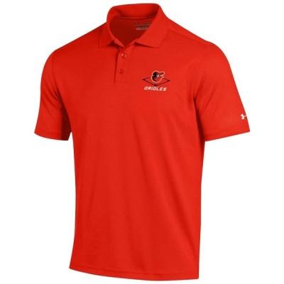 ボルチモア・オリオールズ Under Armour MLB Performance ポロシャツ - Orange