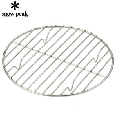 スノーピーク snow peak ダッチオーブンアクセサリー 和鉄ダッチオーブン26 インナーネット CS-521 od