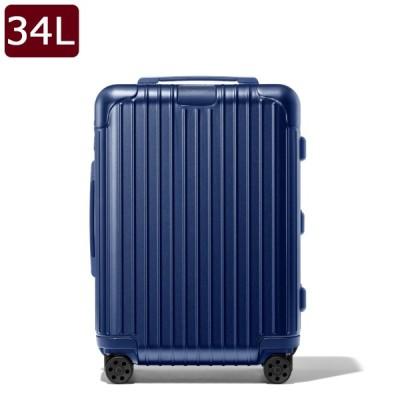 【予約販売開始〜10月1日より順次発送】リモワ RIMOWA エッセンシャル キャビン S キャリーオン 4輪 スーツケース 34L(1〜2泊向け) 機内持込可 83252614