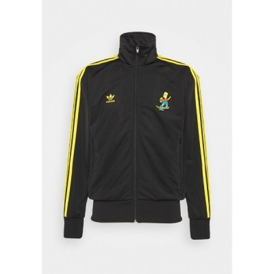 アディダスオリジナルス ジャケット&ブルゾン メンズ アウター Training jacket - black