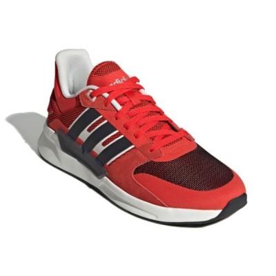 アディダス adidas EF0585 EF0583 RUN90S M スニーカー メンズ 紳士 レッド/ブラック/ホワイト グレー/ホワイト/ブルー 靴 SALE セール