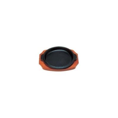 PSV17015 (S)ステーキ皿 渕付丸型 B 15cm :_