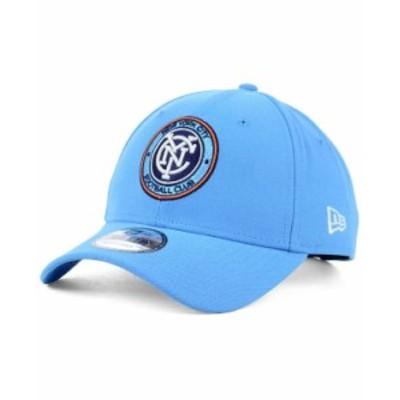 ニューエラ メンズ 帽子 アクセサリー New York City FC Core 9FORTY Cap Blue