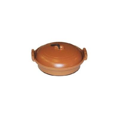 アルミ合金 水炊き鍋(茜) 16cm