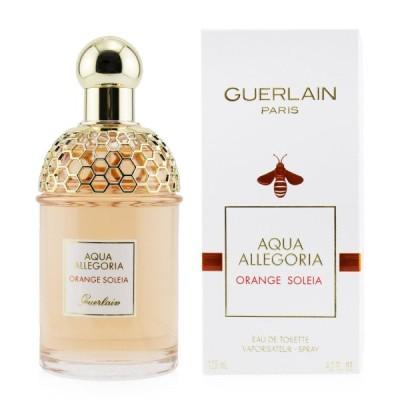 ゲラン 香水 Guerlain Aqua Allegoria Orange Soleia Eau De Toilette Spray 125ml 誕生日プレゼント