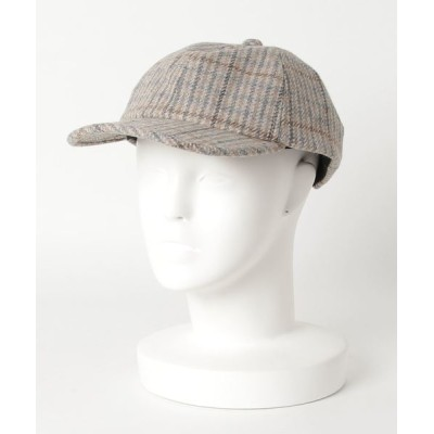 RAWLIFE / CPH/シープラスヘッドウェアズ/6 PANEL CAP/VARIOUS WOOL/6パネルキャップバリアスウール MEN 帽子 > キャップ