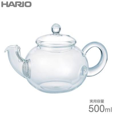 ハリオ ジャンピングティーポット 500ml JP-2-SV