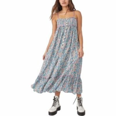 フリーピープル FREE PEOPLE レディース ワンピース サンドレス ワンピース・ドレス Molly Joe Floral Sundress Blossom Combo