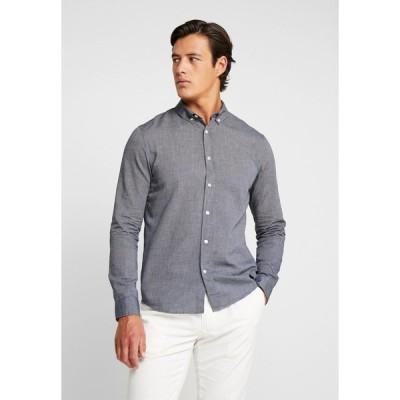 ピアワン シャツ メンズ トップス Shirt - grey