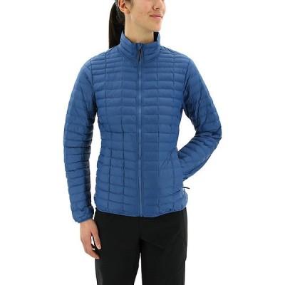 アディダス ジャケット・ブルゾン レディース アウター Adidas Women's Flyloft Jacket Core Blue