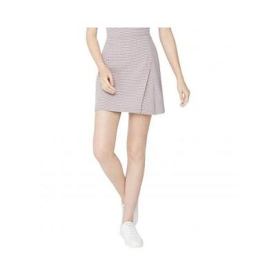 BCBGeneration ビーシービーゲネレーション レディース 女性用 ファッション スカート Mini Woven Wrap Skirt - TSC3271505 - Multi
