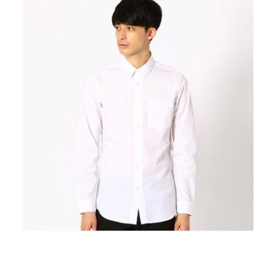 ブロード 長袖シャツ