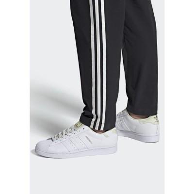 アディダス メンズ 靴 シューズ SUPERSTAR - Trainers - white
