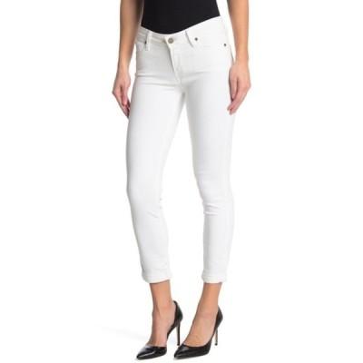 ペイジ レディース デニムパンツ ボトムス Assorted Crop Skinny Jeans WHITE