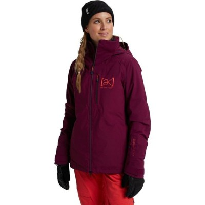 バートン Burton レディース スキー・スノーボード ジャケット アウター AK 2L Embark Gore-Tex Snowboard Jacket Wild Berry