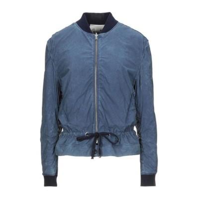CLOSED ボンバージャケット  レディースファッション  ジャケット  ブルゾン、ジャンバー ダークブルー