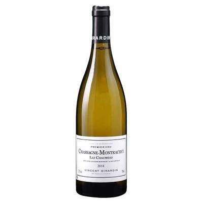 ヴァンサン ジラルダンシャサーニュ モンラッシェ ブラン プルミエ クリュ クロ レ ショーメ 750ml 稲葉 フランス 白ワイン FB027