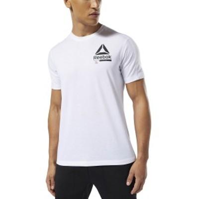 【セール】 リーボック メンズスポーツウェア 半袖機能Tシャツ ワンシリーズ SPEEDWICK MOVE Tシャツ FLG81 DU3972 メンズ ホワイト